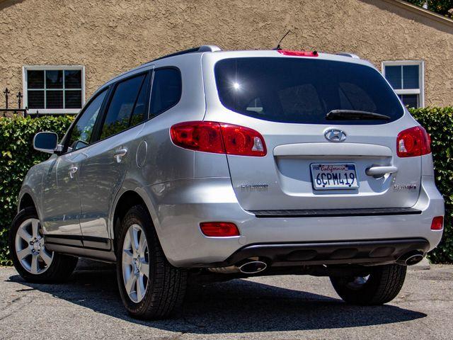 2008 Hyundai Santa Fe SE Burbank, CA 4