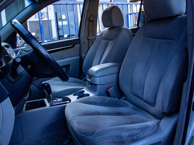 2008 Hyundai Santa Fe SE Burbank, CA 11