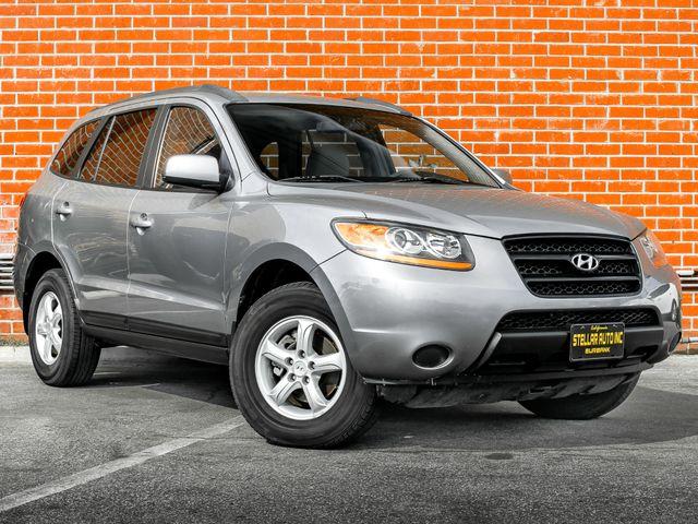 2008 Hyundai Santa Fe GLS Burbank, CA 1