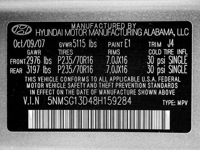 2008 Hyundai Santa Fe GLS Burbank, CA 23