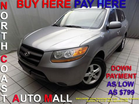 2008 Hyundai Santa Fe GLS As low as $799 DOWN in Cleveland, Ohio