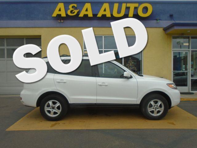 2008 Hyundai Santa Fe GLS in Englewood, CO 80110