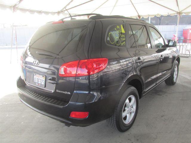 2008 Hyundai Santa Fe GLS Gardena, California 2