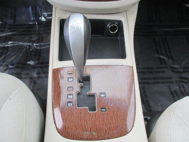 2008 Hyundai Santa Fe GLS Gardena, California 7
