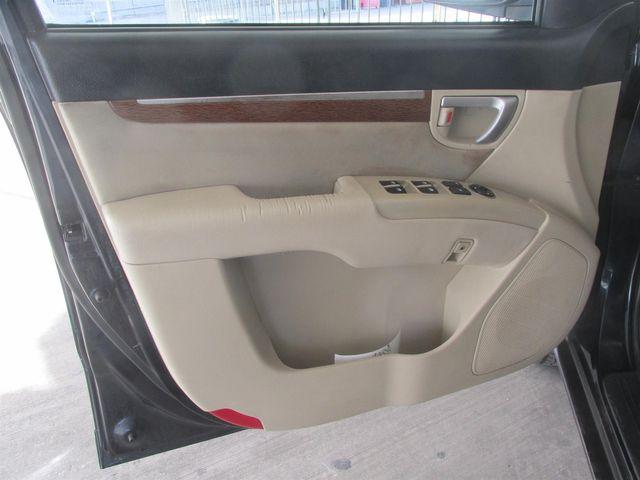 2008 Hyundai Santa Fe GLS Gardena, California 9