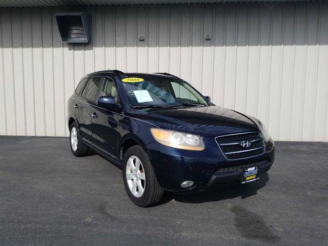 2008 Hyundai Santa Fe Limited in Harrisonburg, VA 22802