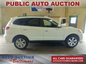 2008 Hyundai SANTA FE  | JOPPA, MD | Auto Auction of Baltimore  in Joppa MD