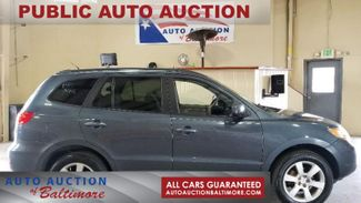 2008 Hyundai SANTA FE    JOPPA, MD   Auto Auction of Baltimore  in Joppa MD