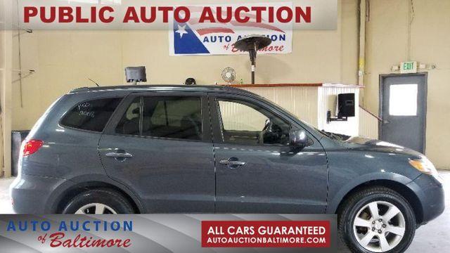 2008 Hyundai SANTA FE  | JOPPA, MD | Auto Auction of Baltimore  in Joppa MD