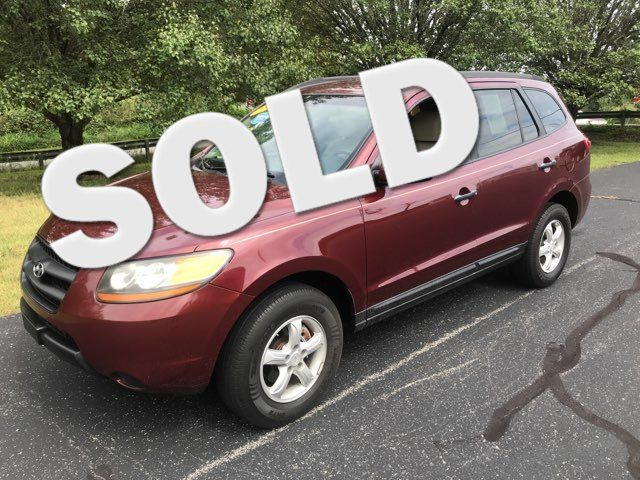 2008 Hyundai-3 Owner! Carfax Clean! Santa Fe-18 YRS IN BUSINESS!  GLS-BHPH!! Knoxville, Tennessee