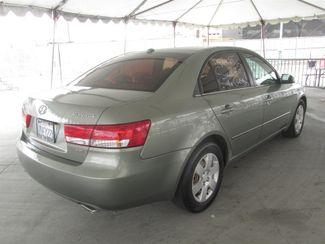 2008 Hyundai Sonata GLS Gardena, California 2