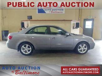 2008 Hyundai SONATA  | JOPPA, MD | Auto Auction of Baltimore  in Joppa MD