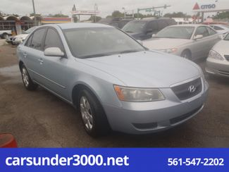2008 Hyundai Sonata GLS Lake Worth , Florida 0