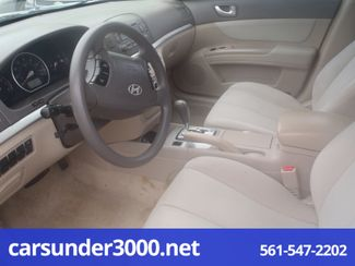 2008 Hyundai Sonata GLS Lake Worth , Florida 4