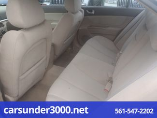 2008 Hyundai Sonata GLS Lake Worth , Florida 6