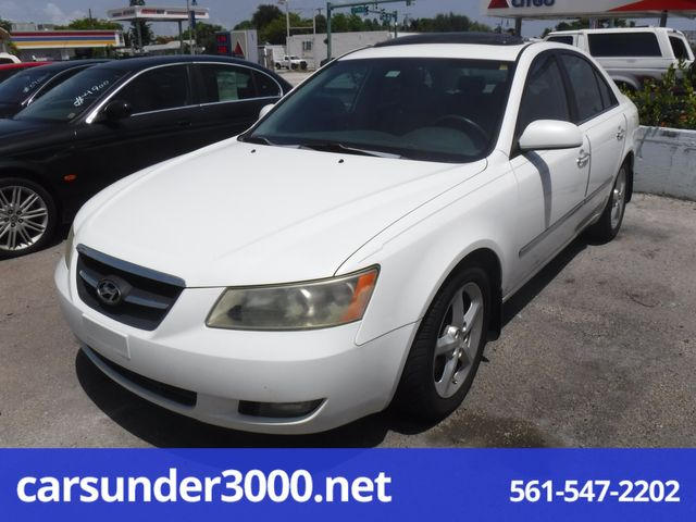 2008 Hyundai Sonata Limited Lake Worth , Florida 1