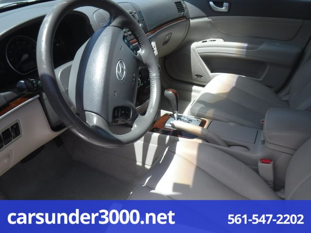 2008 Hyundai Sonata Limited Lake Worth , Florida 2