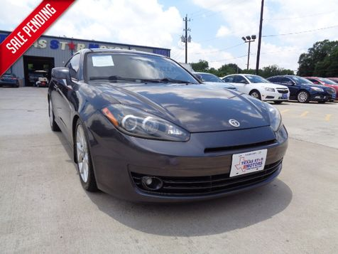 2008 Hyundai Tiburon GT in Houston