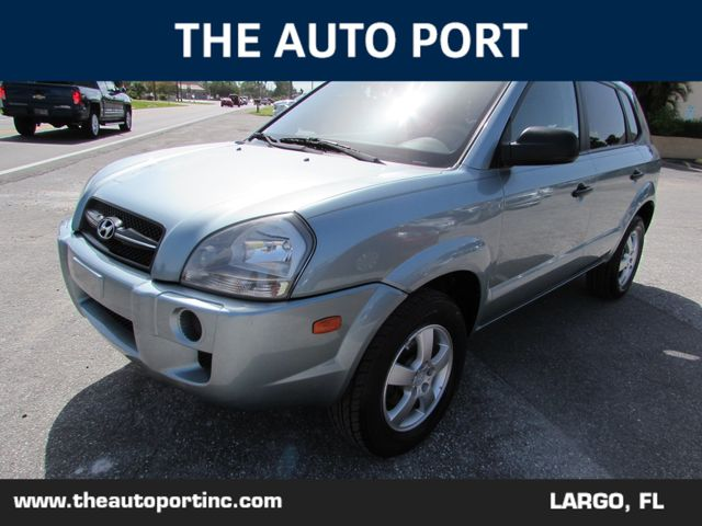2008 Hyundai Tucson GLS in Clearwater Florida, 33773