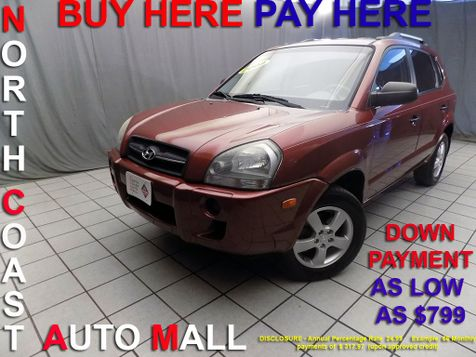2008 Hyundai Tucson GLS As low as $799 DOWN in Cleveland, Ohio