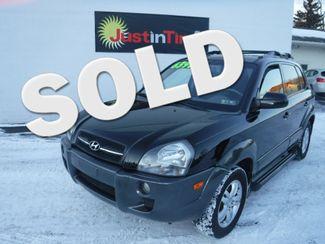 2008 Hyundai Tucson SE | Endicott, NY | Just In Time, Inc. in Endicott NY
