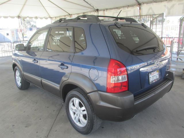 2008 Hyundai Tucson SE Gardena, California 1
