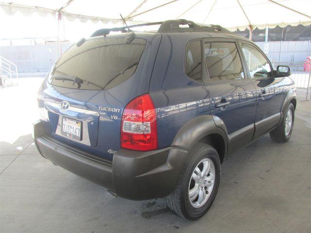 2008 Hyundai Tucson SE Gardena, California 2