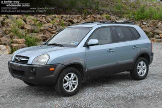 2008 Hyundai Tucson SE 4WD Naugatuck, Connecticut