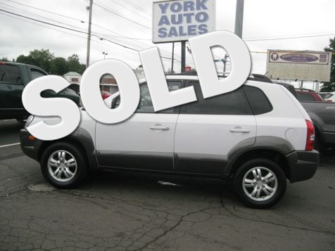 2008 Hyundai Tucson SE in , CT
