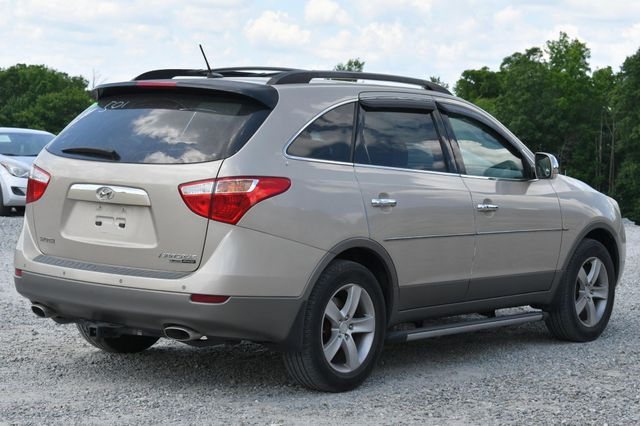2008 Hyundai Veracruz Limited Naugatuck, Connecticut 4