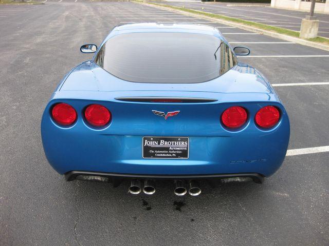 2008 *Inbound* Chevrolet Corvette 3LT Conshohocken, Pennsylvania 11