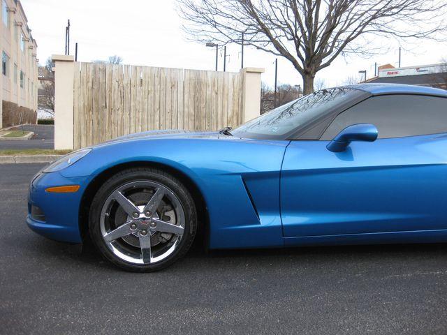 2008 *Inbound* Chevrolet Corvette 3LT Conshohocken, Pennsylvania 14