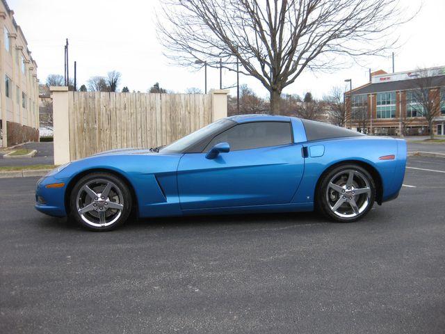 2008 *Inbound* Chevrolet Corvette 3LT Conshohocken, Pennsylvania 2