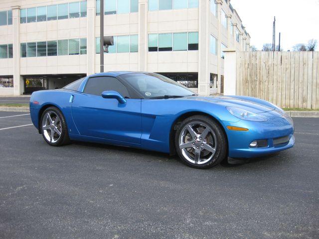 2008 *Inbound* Chevrolet Corvette 3LT Conshohocken, Pennsylvania 20