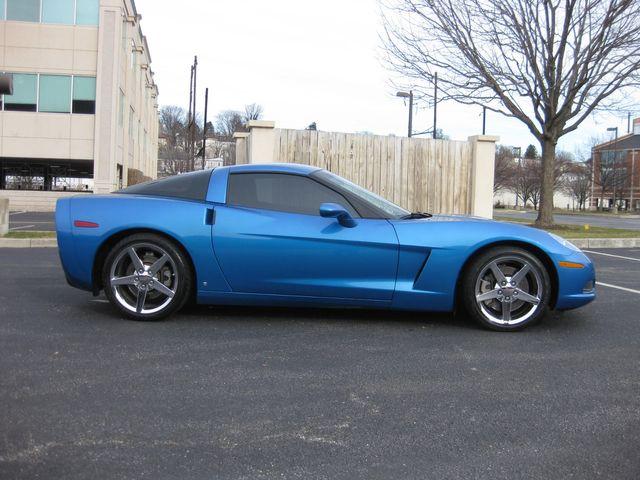 2008 *Inbound* Chevrolet Corvette 3LT Conshohocken, Pennsylvania 21