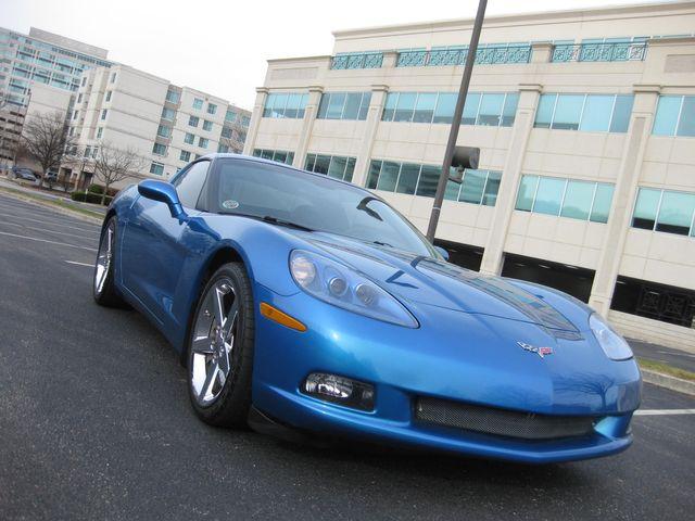 2008 *Inbound* Chevrolet Corvette 3LT Conshohocken, Pennsylvania 24