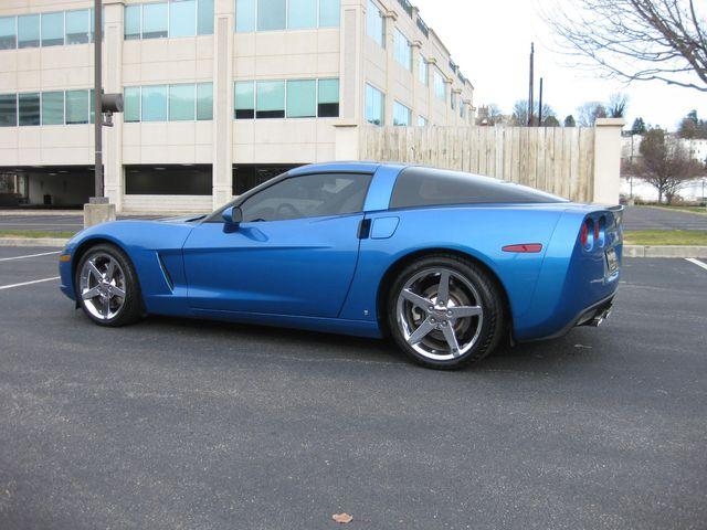 2008 *Inbound* Chevrolet Corvette 3LT Conshohocken, Pennsylvania 3