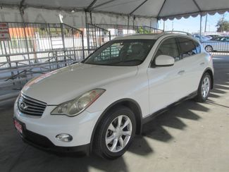 2008 Infiniti EX35 Journey Gardena, California