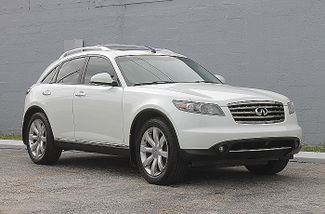 2008 Infiniti FX35 Hollywood, Florida 1