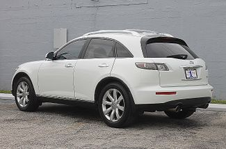2008 Infiniti FX35 Hollywood, Florida 7