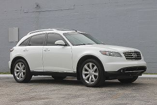 2008 Infiniti FX35 Hollywood, Florida 44