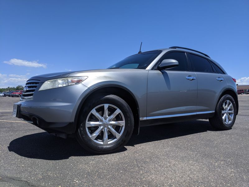 2008 Infiniti FX35 AWD  Fultons Used Cars Inc  in , Colorado