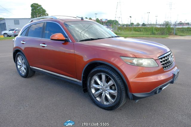 2008 Infiniti FX45 in Memphis Tennessee, 38115