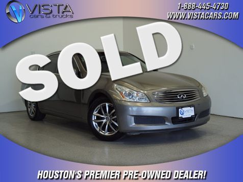 2008 Infiniti G35 Journey in Houston, Texas