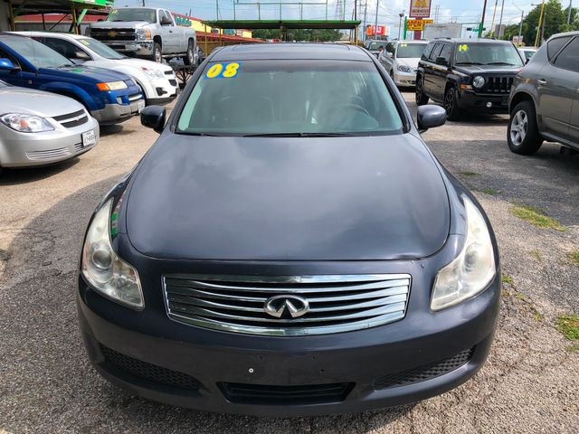 2008 Infiniti G35 Journey Houston, TX 1