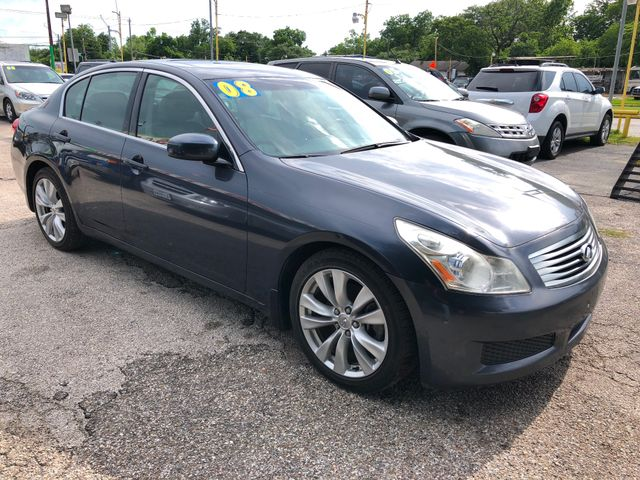 2008 Infiniti G35 Journey Houston, TX 2