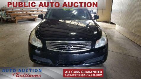 2008 Infiniti G35 x | JOPPA, MD | Auto Auction of Baltimore  in JOPPA, MD