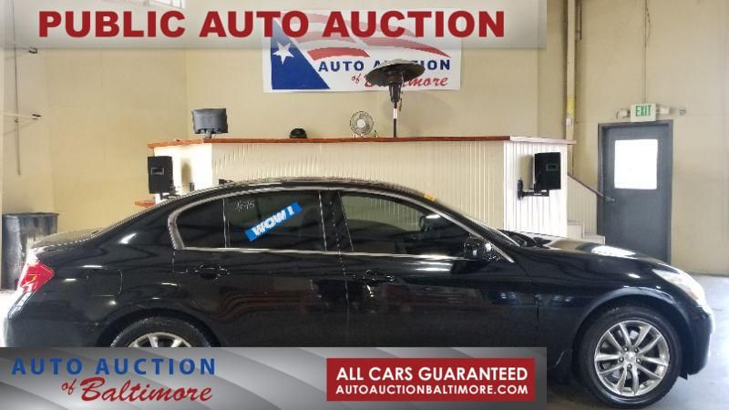 2008 Infiniti G35 x | JOPPA, MD | Auto Auction of Baltimore  in JOPPA MD