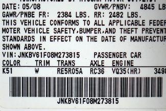 2008 Infiniti G35 x AWD * Sedan * ROOF * Leather * BOSE * Htd Seats Plano, Texas 46