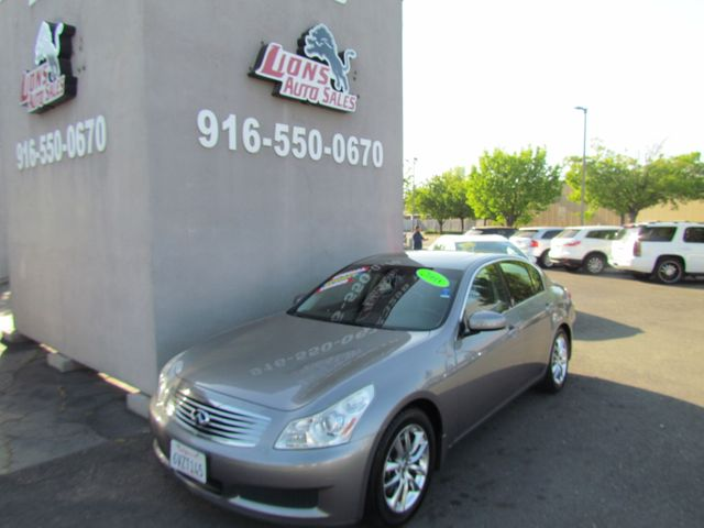 2008 Infiniti G35 Journey in Sacramento, CA 95825